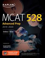 کتاب MCAT 528 Advanced Prep 2019-2020